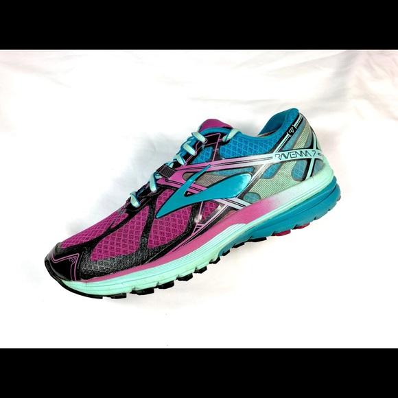 eca1f936fd8 Brooks Shoes - BROOKS RAVENNA 7 Sz 7.5 Women s Running Shoes